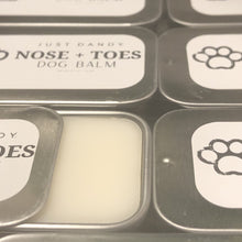 Nose + Toes Dog Balm