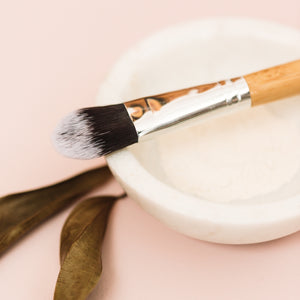 Face Mask Application Brush