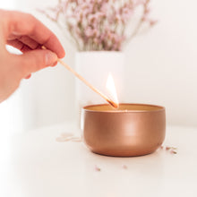 Soy Candle, 6.5 oz Nevae Copper