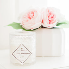 Coconut Wax Candle, 9 oz Ziva Crystal Clear
