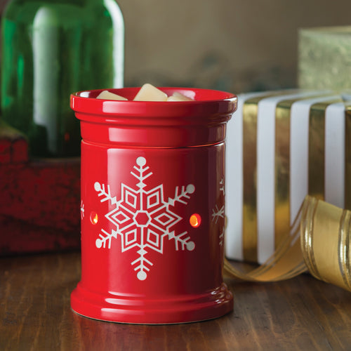 Snowflake Fragrance Illumination Warmer