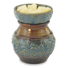 Blue Fleur de Lis Illumination Fragrance Warmer