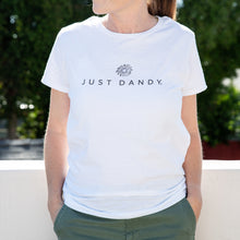 Just Dandy White T-Shirt