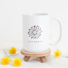 Just Dandy Ceramic Mug
