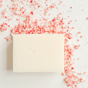 Peppermint Essential Oil Bar Soap