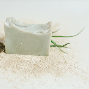 Geranium & Sea Clay Essential Oil Bar Soap