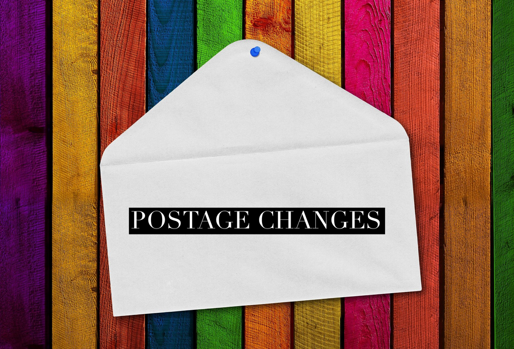 Postage & Packaging Price Increase