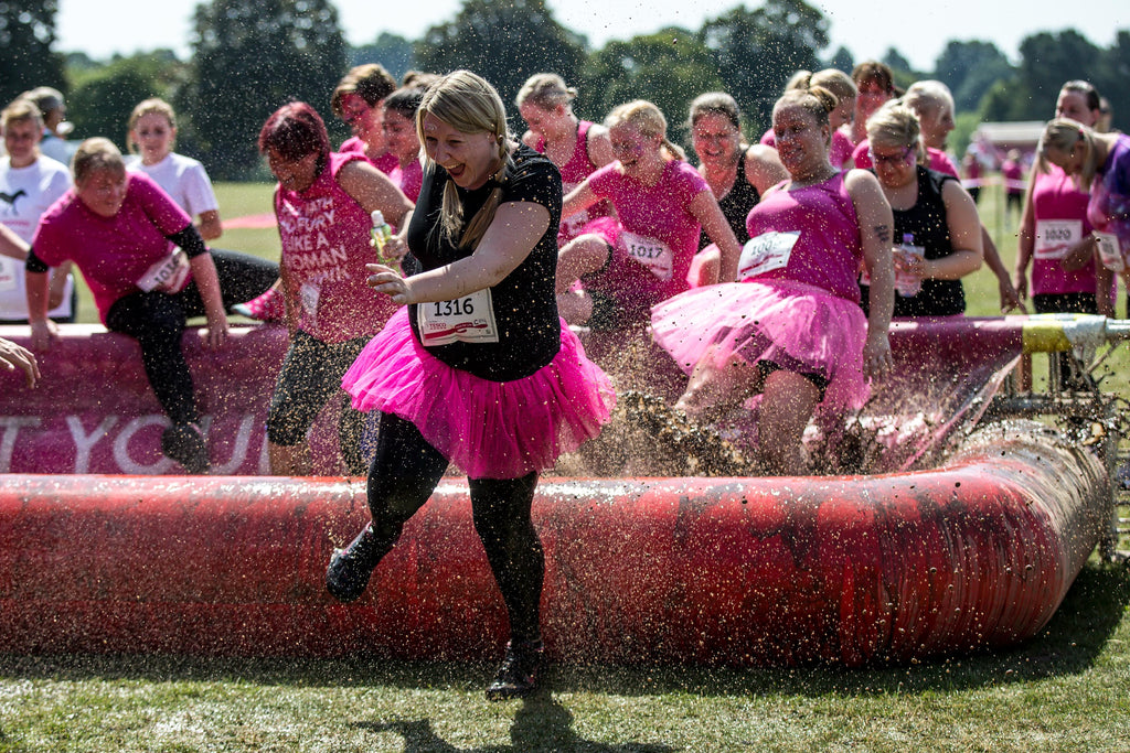 Race with 400 lockets at Race for Life in June