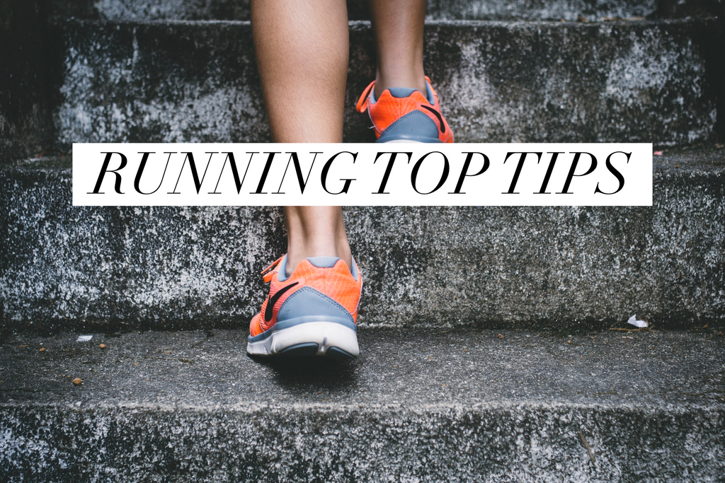Running Top Tips