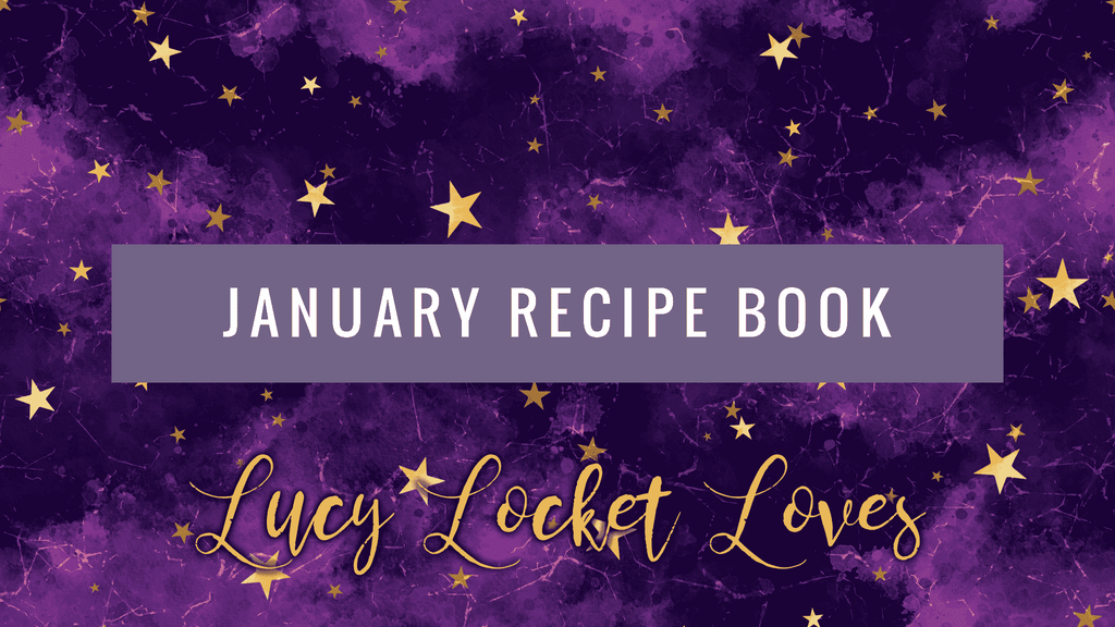 January Recipe Book