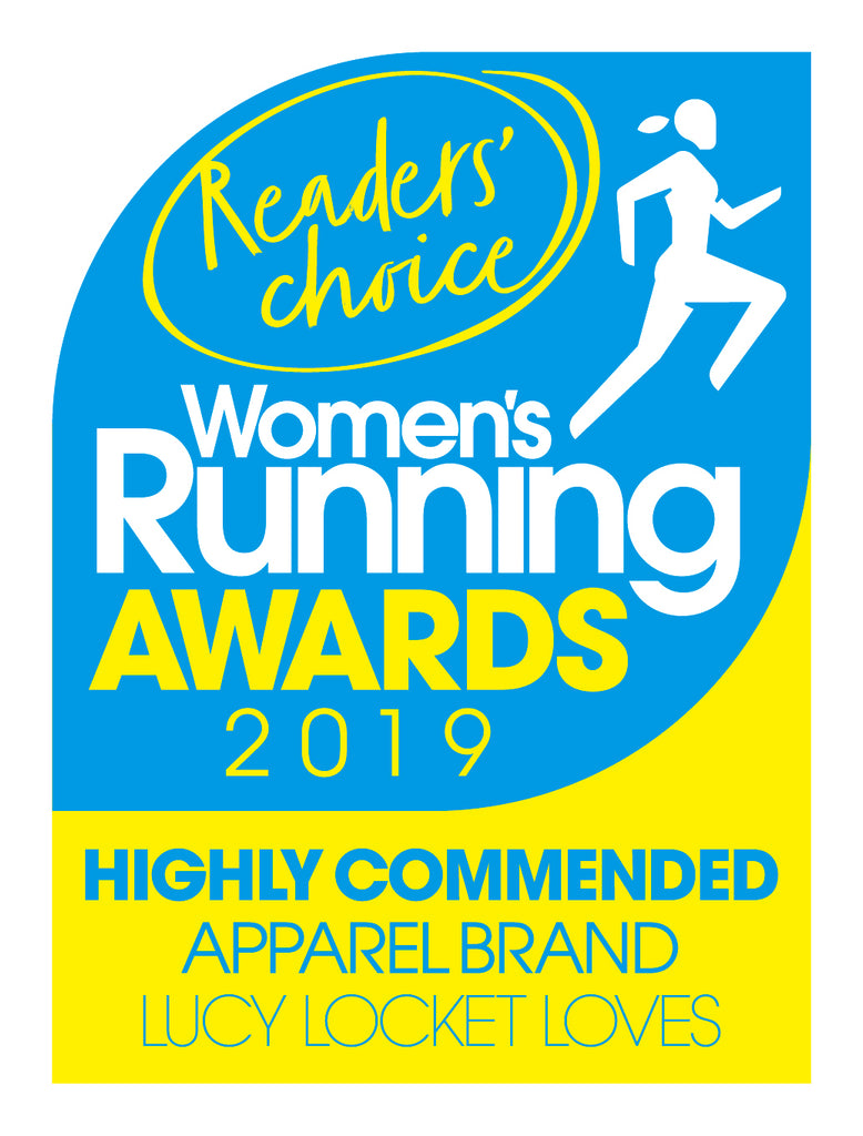 Women's Running Highly Commended Apparel Brand