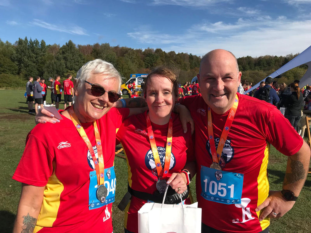 Mama Locket hits personal best at Global Energy Race 5k 2018