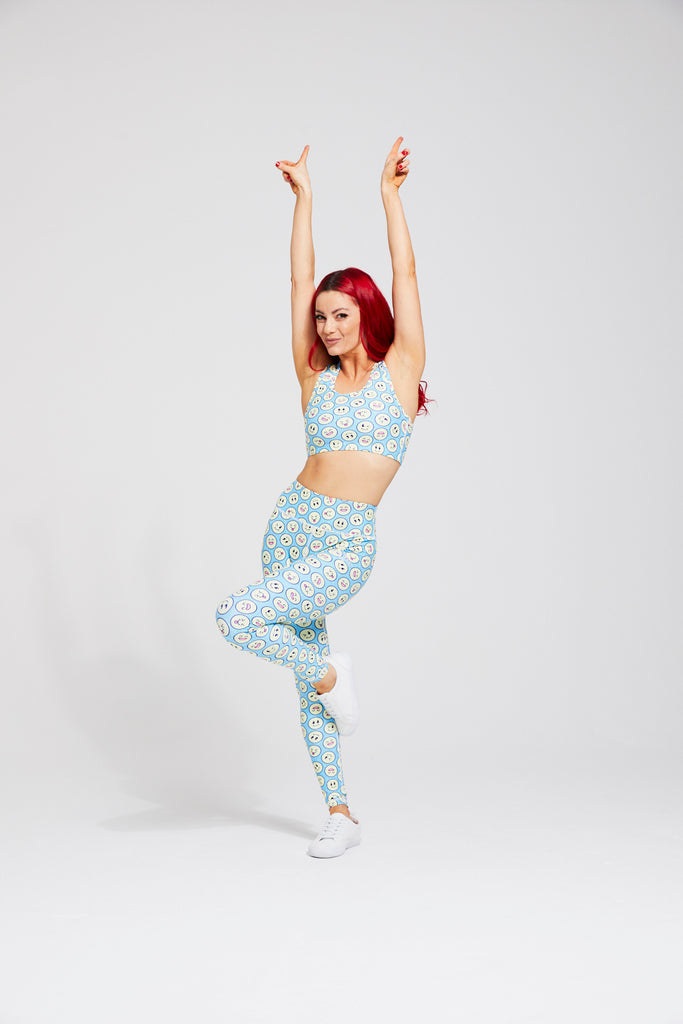 Dianne x LLL -  Express Yourself ACTIVE Leggings