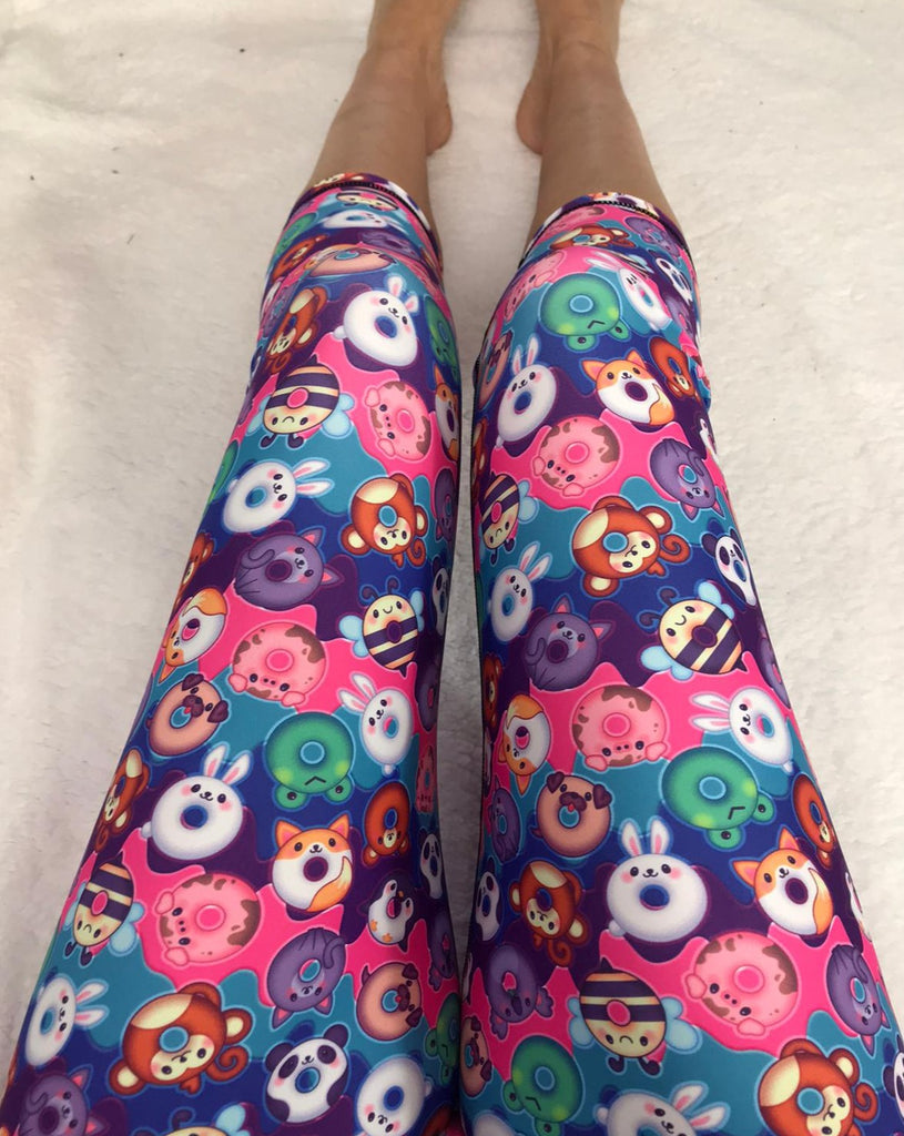 Donut Friends ACTIVE Leggings