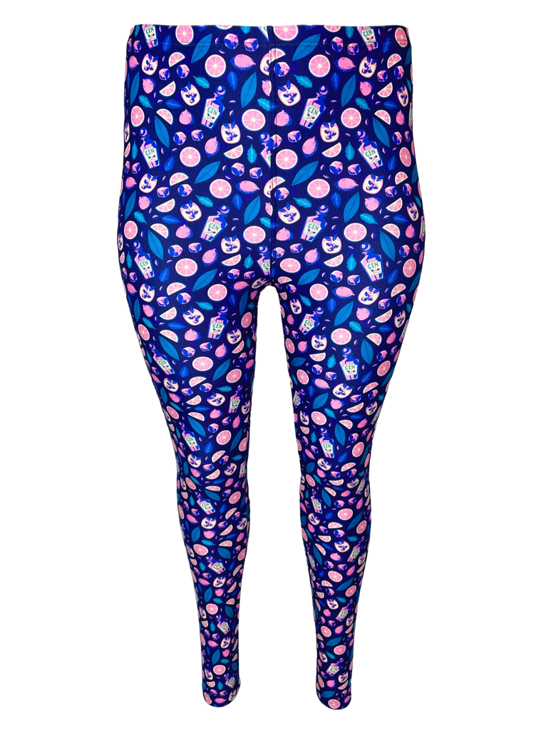 Fruity Gin CASUAL Leggings