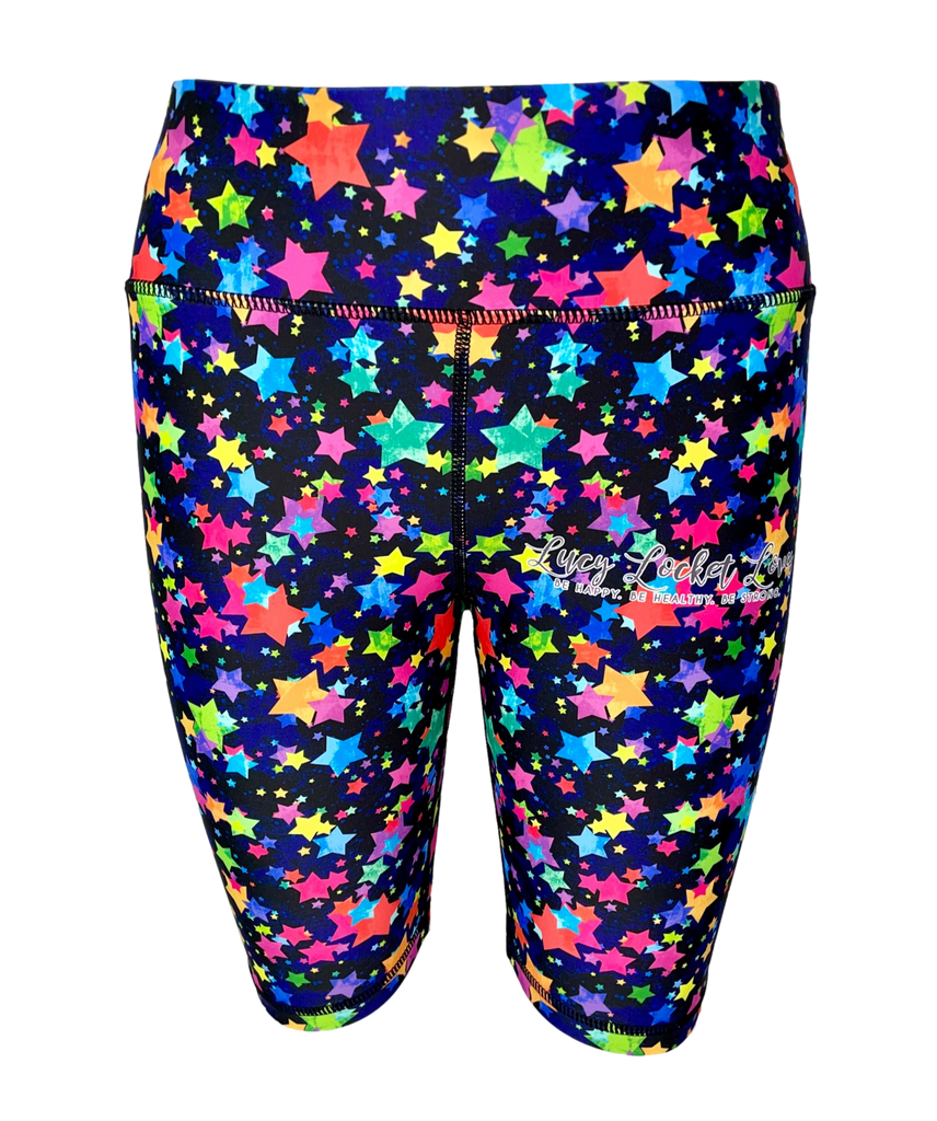 Star Sprinkle ACTIVE Shorts