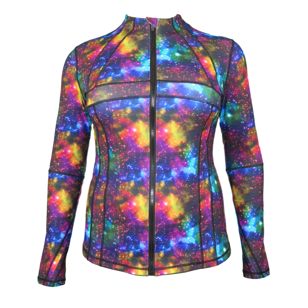 Nebula Zipped Jacket