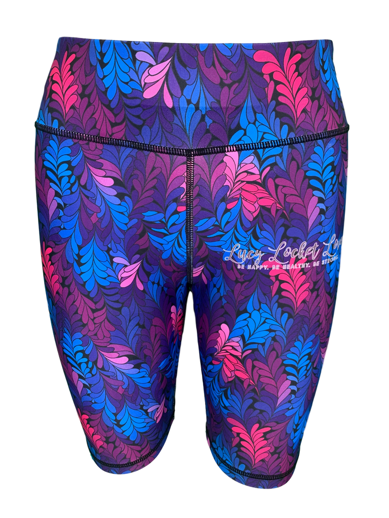 Violet Willows ACTIVE Shorts