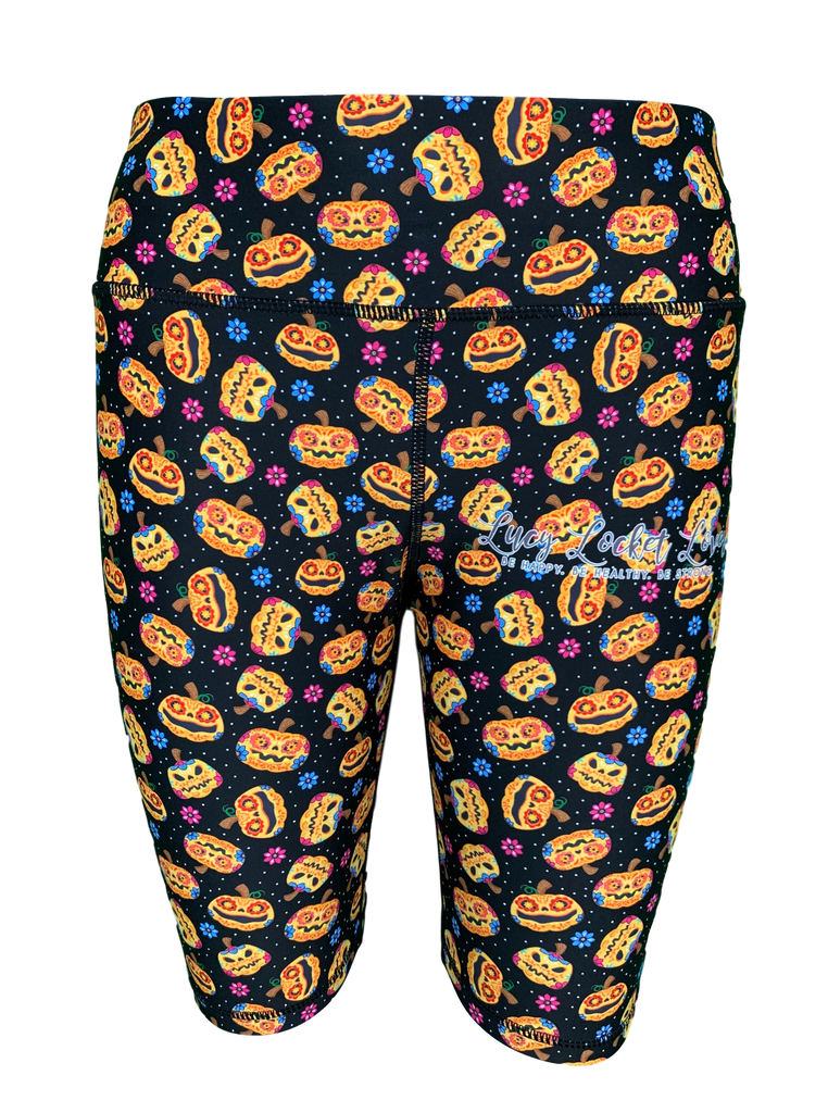Happy Halloween ACTIVE Shorts