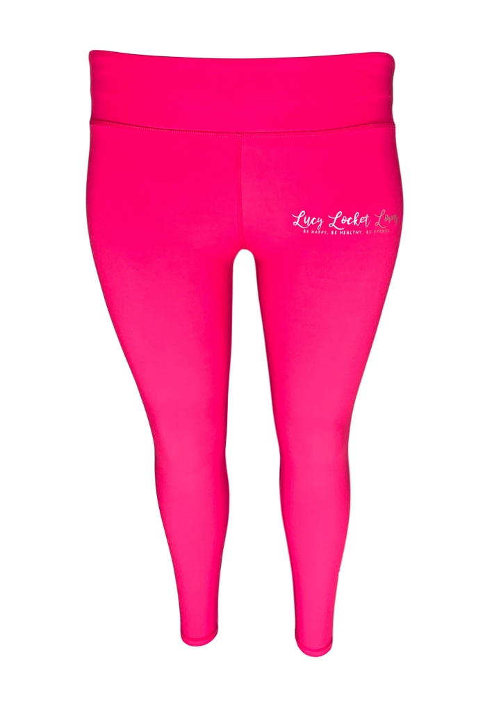 Bossy Pink ACTIVE Leggings