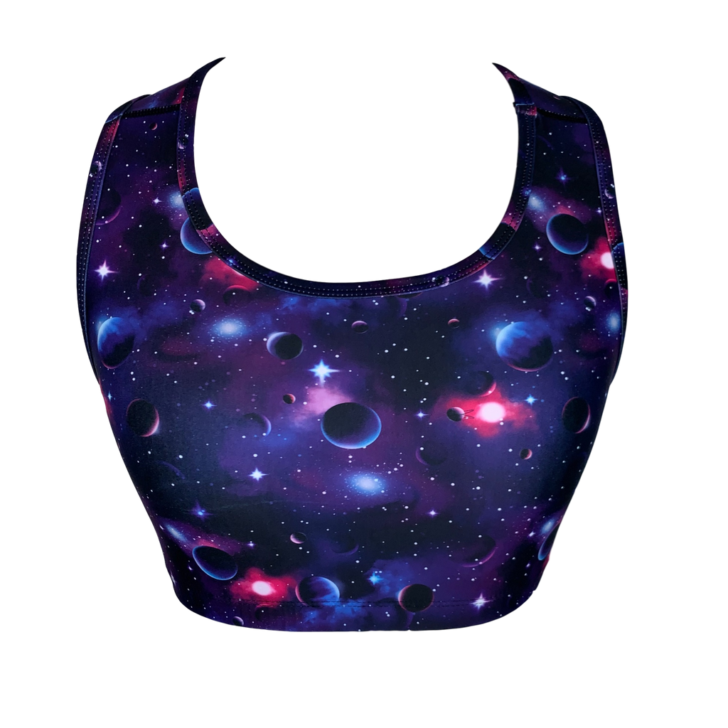 Galactic Crop Top