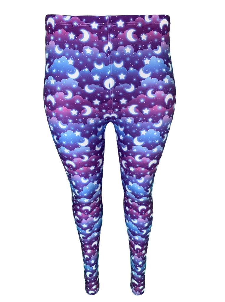 Night Time Sky CASUAL Leggings