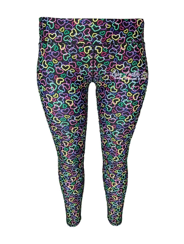 Colourful Love ACTIVE Leggings