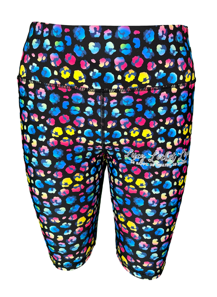 Groovy Wildcat ACTIVE Shorts