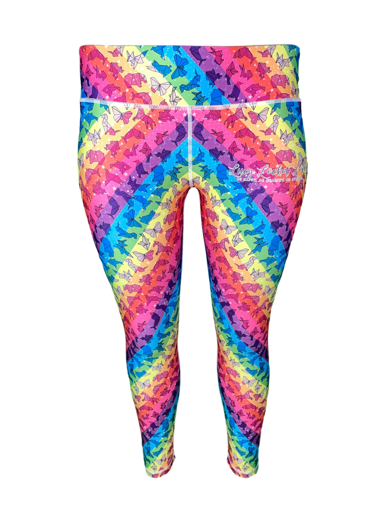 Ablaze Animals RECYCLED ACTIVE Leggings
