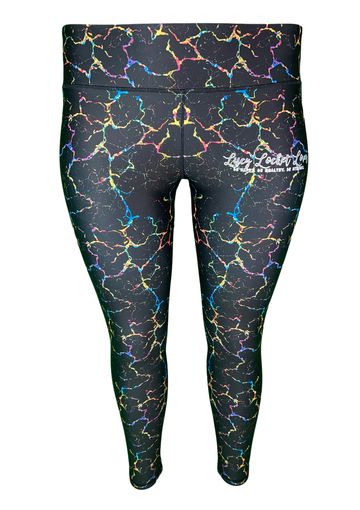 Fantasy Fleck RECYCLED ACTIVE Leggings