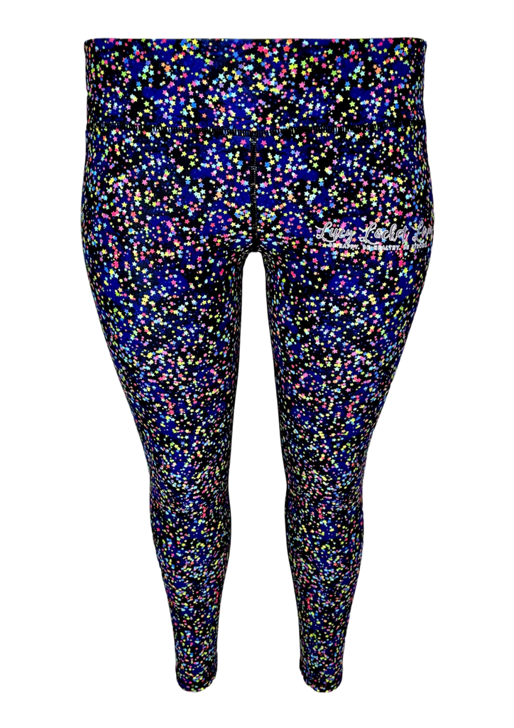 Speckled Star ACTIVE Leggings