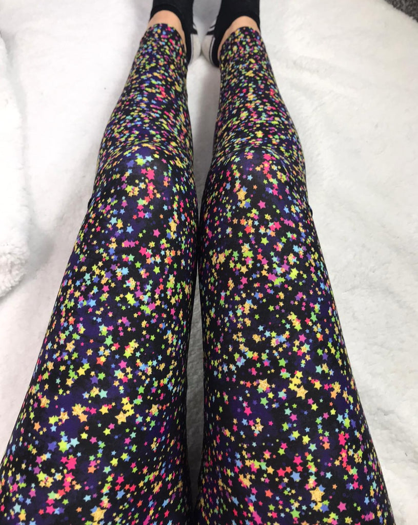 Wandering Stars CASUAL Leggings