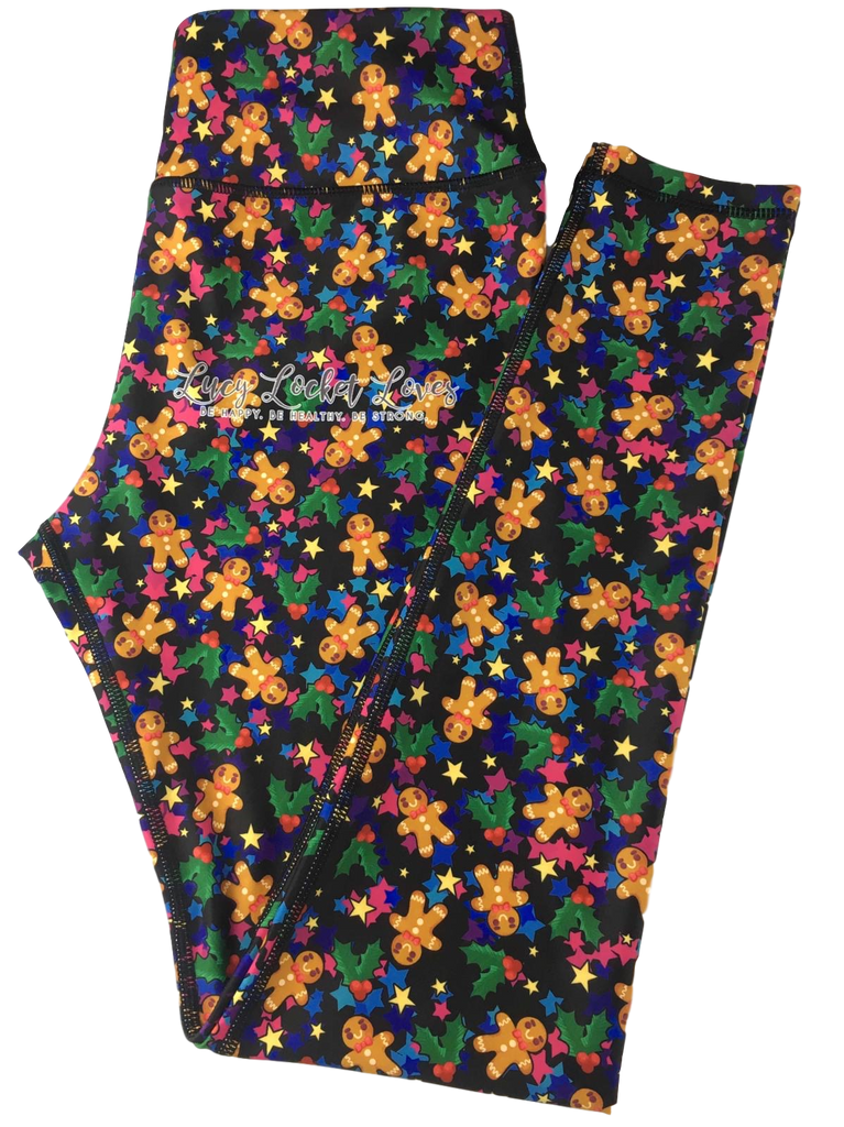 Cookie Chaos ACTIVE Leggings