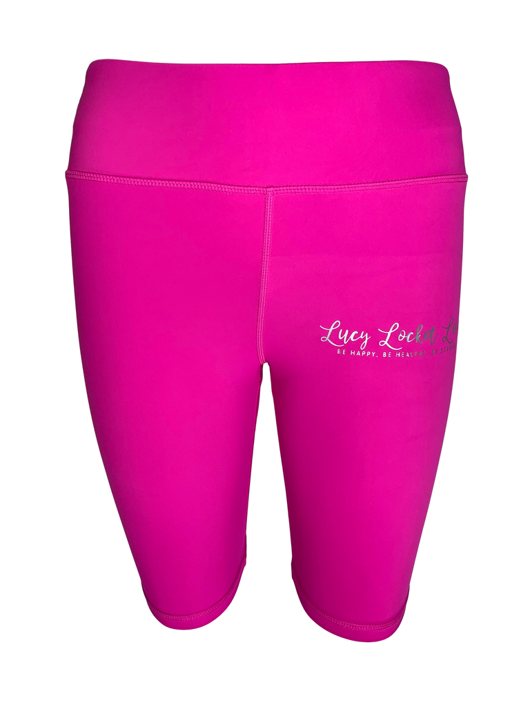 Passion Pink ACTIVE Shorts