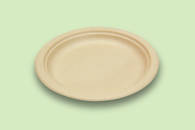 Load image into Gallery viewer, Sugarfiber™ 6 inch Round Plates