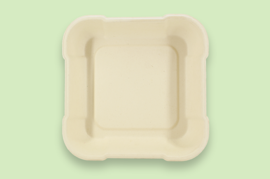 Sugarfiber™ 8x8in Utility Trays