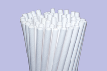 Load image into Gallery viewer, Standard Jumbo Drinking Paper Straws