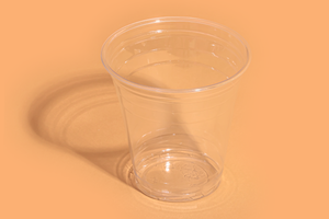 Clear PET 16oz Tall Tumbler