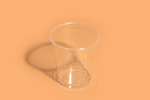 8oz Clear PET Cup