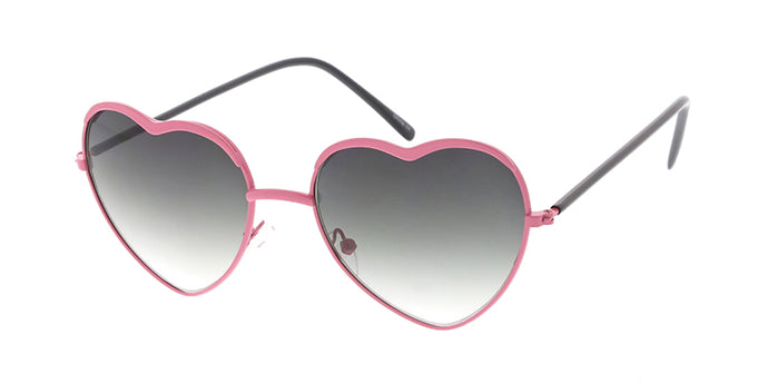 3203 Women's Metal Medium Heart Shaped Wire Frame