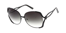 3603VE Vivant Eyewear Metal Oversized Square Frame
