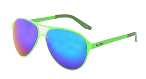 3621KSH/RV KUSH Metal Color Frame w/ Color Mirror Lens