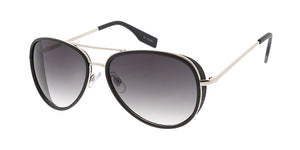 3628 Men's Metal Casual Medium Aviator
