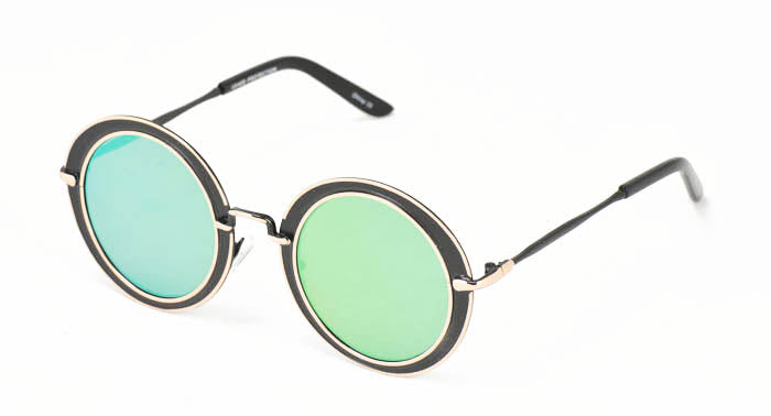 3880 Women's Metal Medium Round Frame