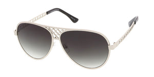 4326 Women's Metal Lattice Aviator