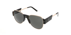 4562 Unisex Metal Aviator