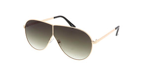 4614 Unisex Metal Aviator