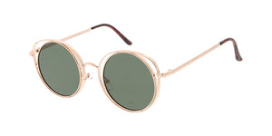4761 Women's Metal Medium Double Wire Round Frame