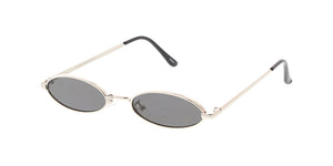 4792 Unisex Metal Small Vintage Inspired Hipster Oval Wire Frame