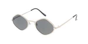 4813 Unisex Metal Small Diamond Frame